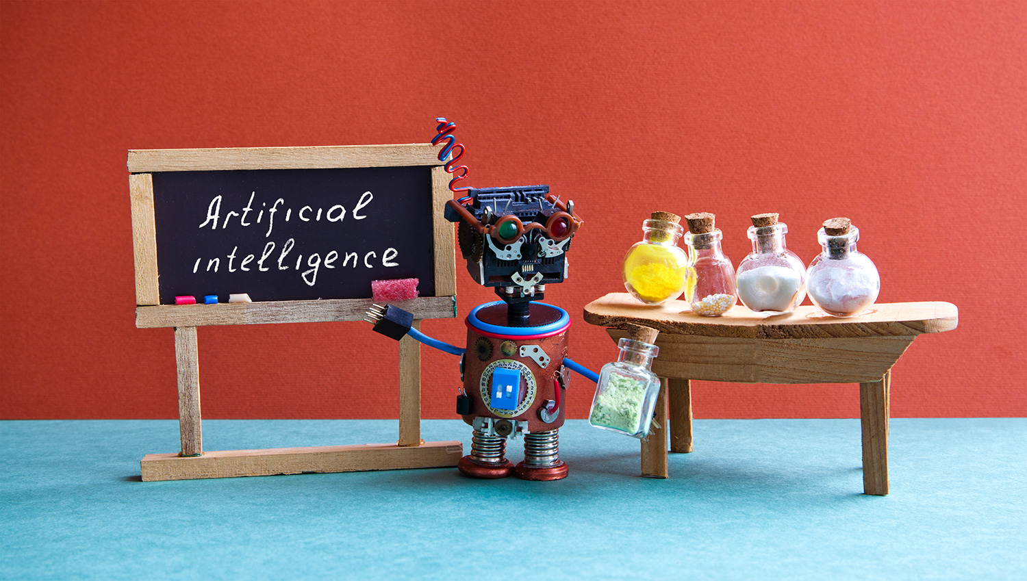 beginnen met machine learning starten